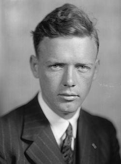 250px-Col Charles Lindbergh