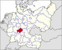 CV Map of Main-Franconia 1945-1991