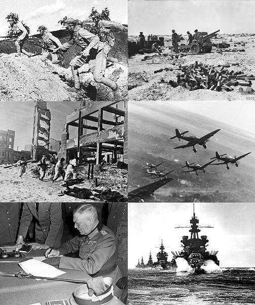 Wwii collage 22