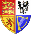 CoA Of The United Kingdom of Britain, Ireland and Germany