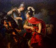 Friedrich der Grosse als Perseus