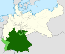 SouthGermany Reich Disunited