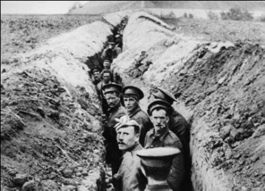 File:British troops in trenches.jpg
