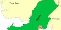 Earls of Gower (Welsh History Post Glyndwr)