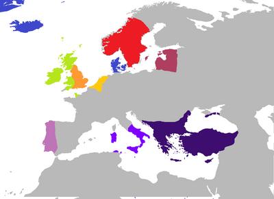 England (Alternate Nations)