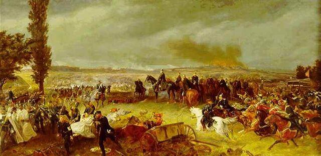 File:Battle of Koniggratz by Georg Bleibtreu.jpg
