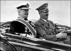 Hitler with Horthy