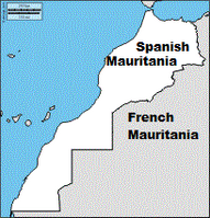 Spanish-mauritania