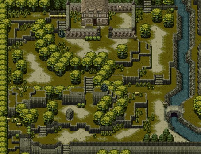Tarn's Manor area