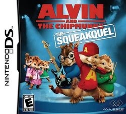Alvin and the Chipmunks 2 Video Game