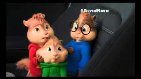Alvin And The Chipmunk The Road Chip - TV Spot Mayhem 30