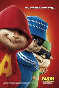Alvin and the Chipmunks2007