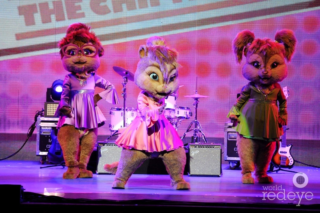 alvin and the chipmunks meet chipettes
