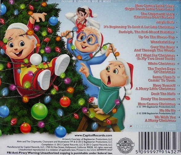 Alvin And The Chipmunks Christmas.Chipmunks Christmas Alvin And The Chipmunks Wiki Fandom