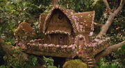Treehouse in Chipwrecked