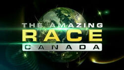 The Amazing Race Canada title card
