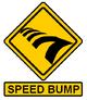 Clue-SpeedBump