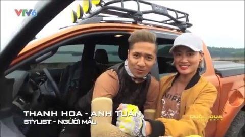 The Amazing Race Vietnam 2016 Intro