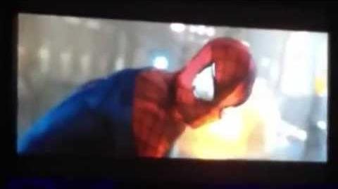 The Amazing Spider-Man 2 LEAKED Comic Con Trailer!