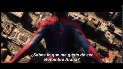 El Sorprendente Hombre-Araña 2 La Amenaza de Electro - Trailer
