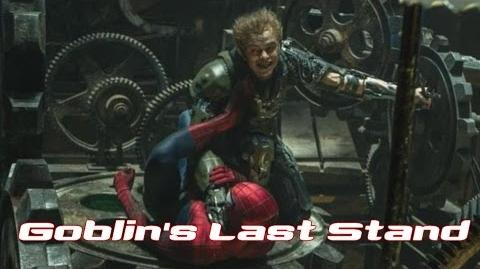 The Amazing Spider-Man 2 The Webb Edition - Goblin's Last Stand (Recut)