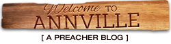 Welcome to Annville logo