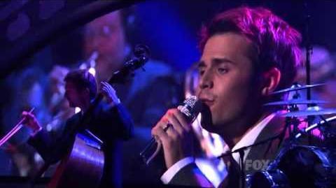 Kris Allen - The Way You Look Tonight (American Idol 8 Top 5) HQ