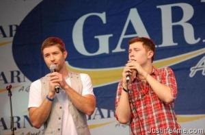 Scotty-McCreery-Josh-Turner-picture