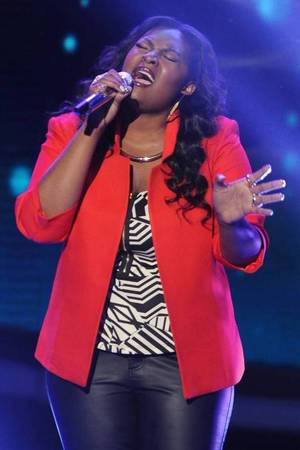 candice glover american idol audition