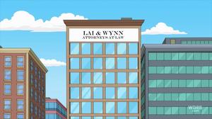 Lai Amp Wynn Attorneys At Law American Dad Wikia Fandom