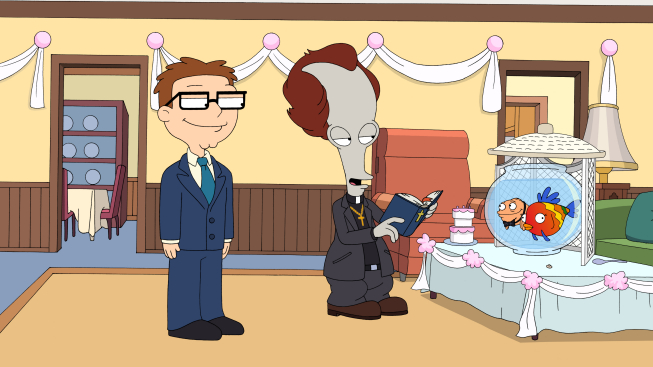 american dad flirting with disaster watch Francine gets a job at stan's office, which cramps stan's style and his ability to flirt with co-workers when francine retaliates with a.