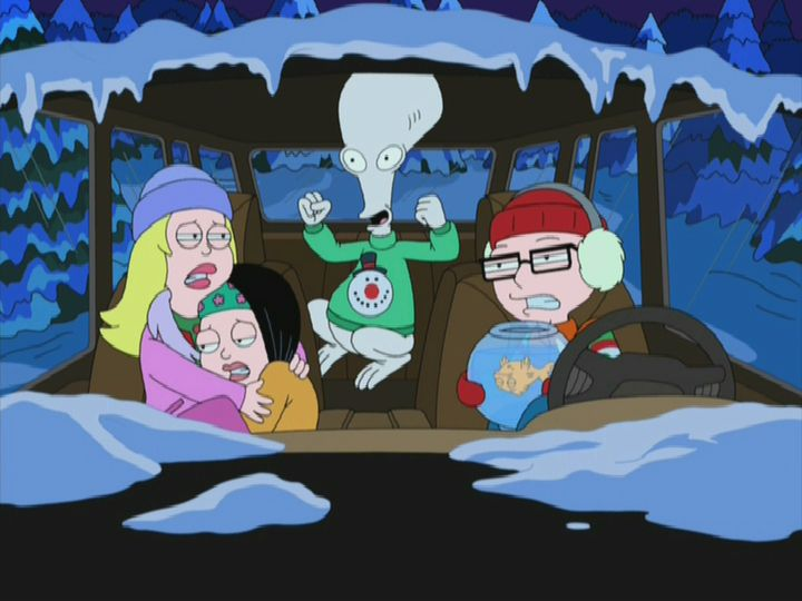 Jingle to the Bell | American Dad Wikia | FANDOM powered by Wikia