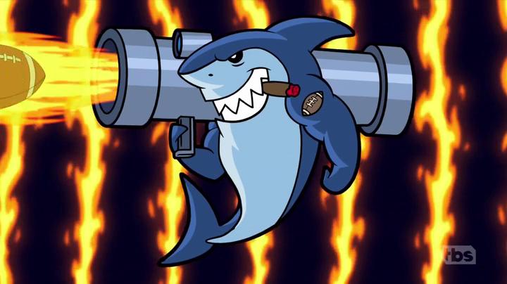 The Langley Falls Bazooka Sharks | American Dad Wikia | FANDOM powered ...