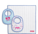 Bitty Basics Bib Set