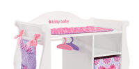 Bitty's Changing Table and Storage