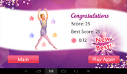 Dance Studio Android score
