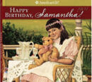 Happy Birthday, Samantha!