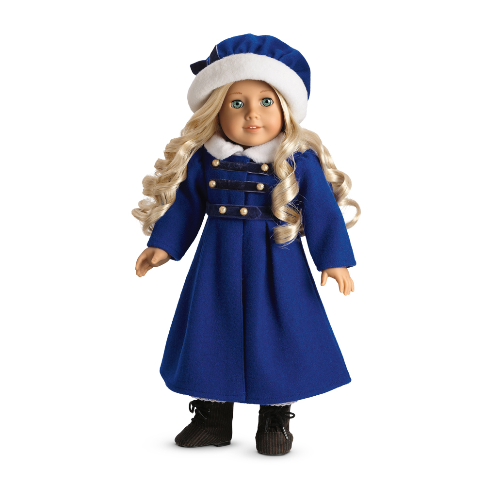 Caroline&39s Winter Coat and Cap | American Girl Wiki | Fandom