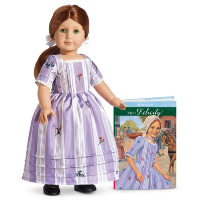 Felicity Merriman doll American Girl