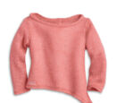 Isabelle's Coral Sweater