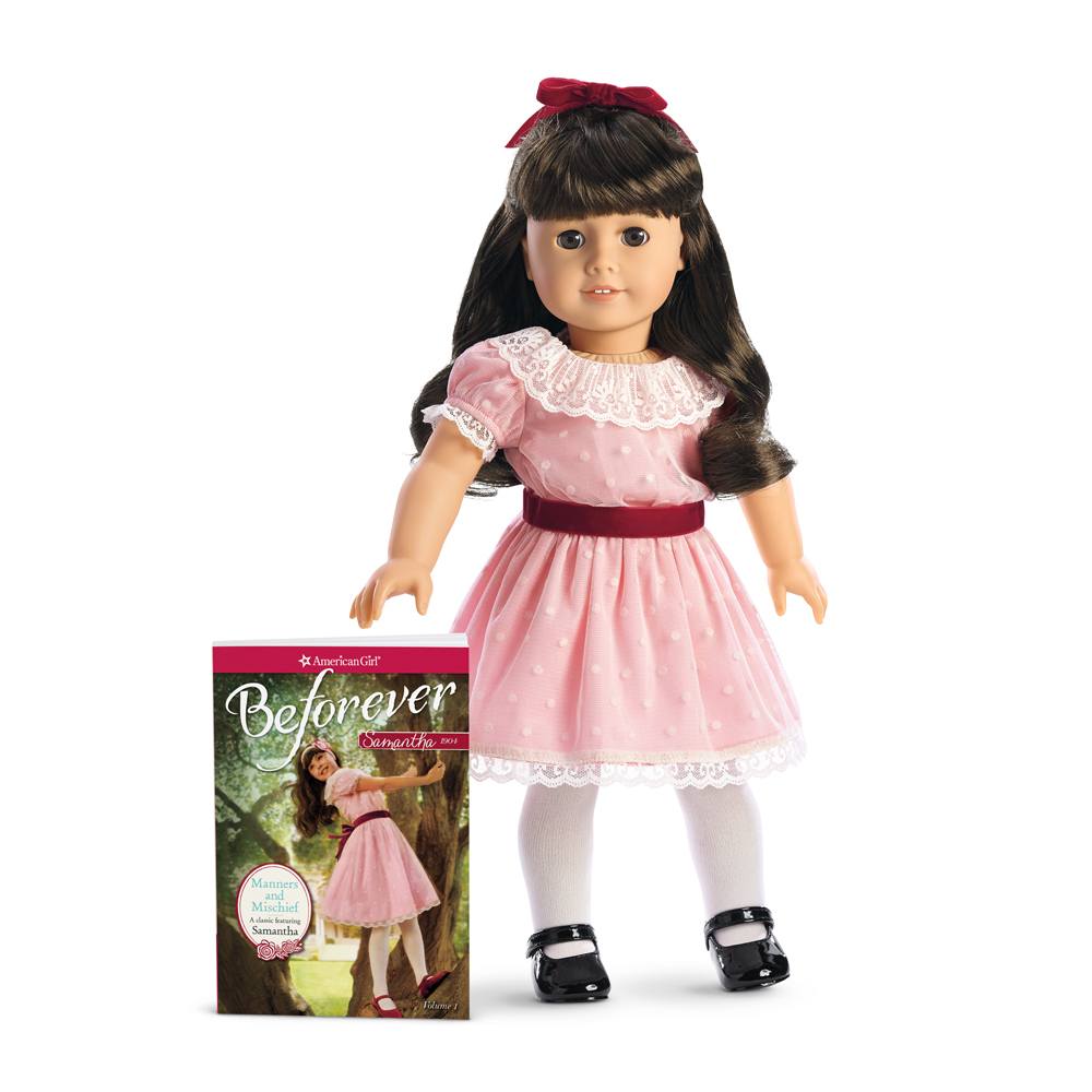 Samantha Parkington (doll) | American Girl Wiki | FANDOM powered ...