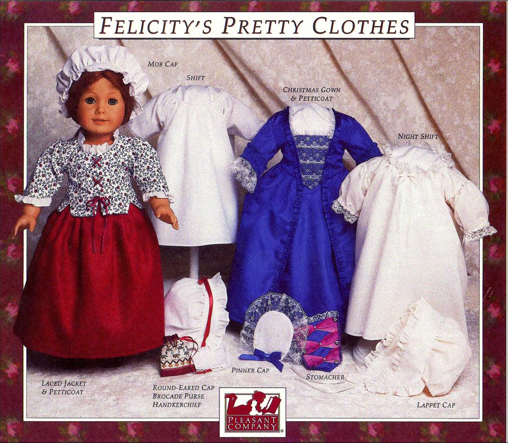 Felicity's Patterns | American Girl Wiki | Fandom powered by Wikia