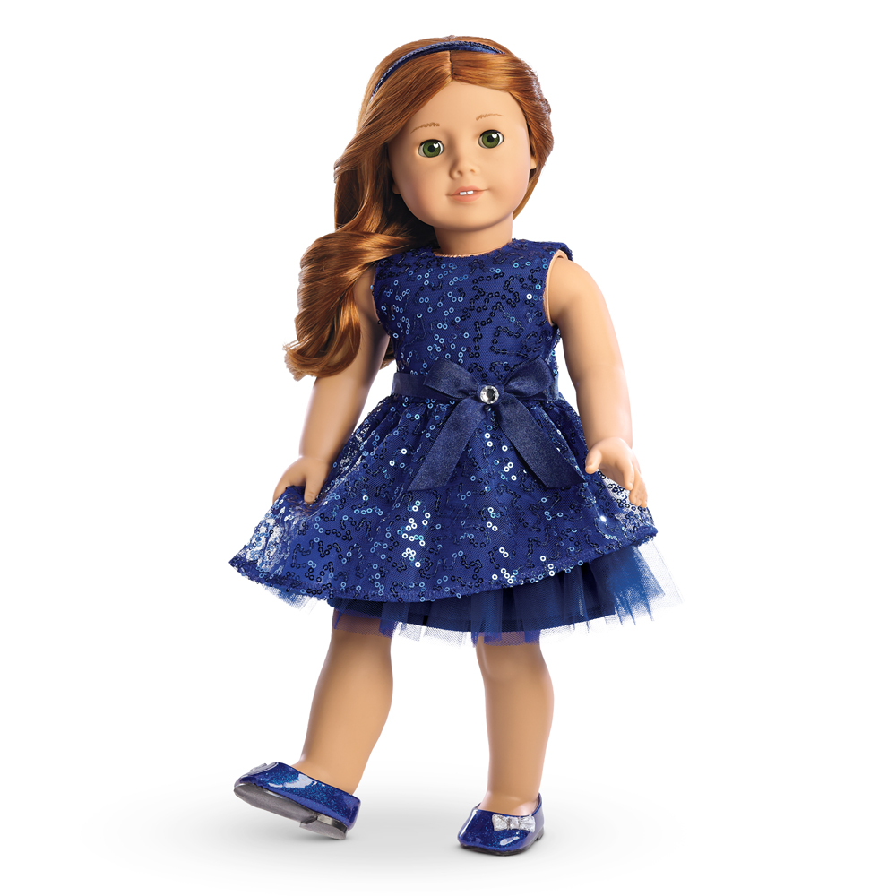 Happy Holiday Dress | American Girl Wiki | FANDOM powered by Wikia