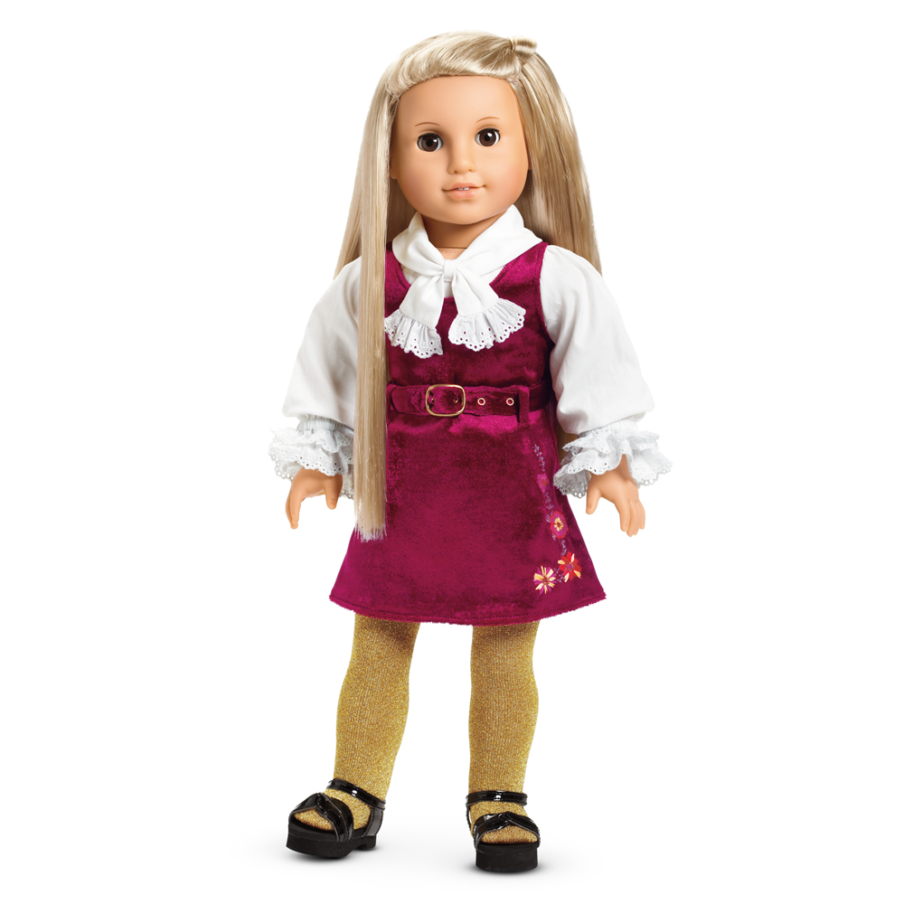 Julie's Christmas Outfit | American Girl Wiki | FANDOM powered by ...