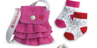 Berry Bag and Shoes Set