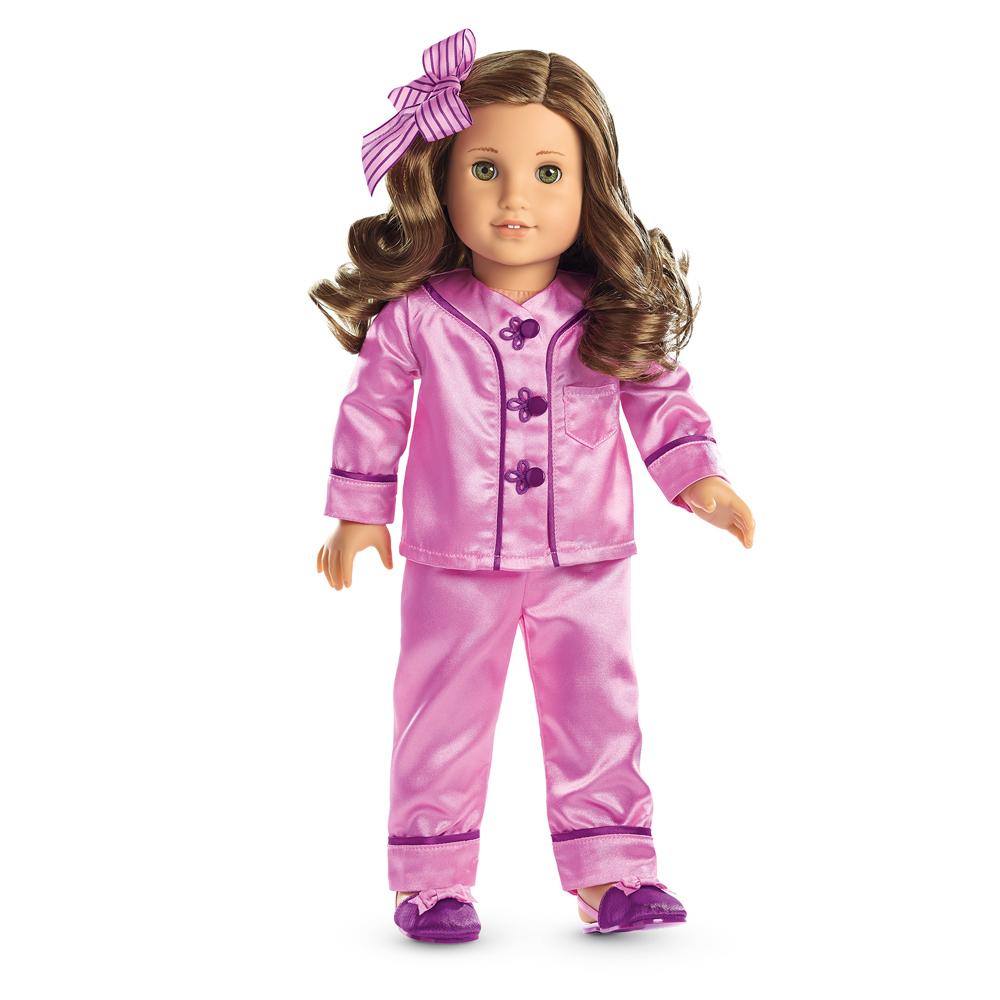 Rebecca S Satin Pajamas American Girl Wiki Fandom