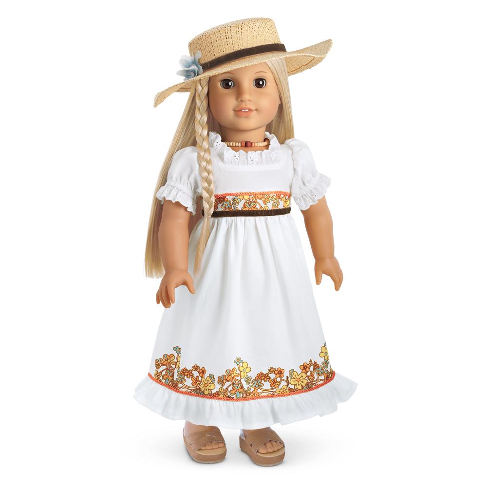 Josefina Birthday Dress: AG Twins: AG Closet