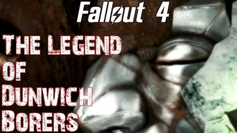 Fallout 4- The Legend of Dunwich Borers