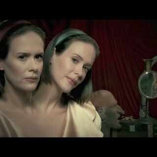 Sarah Paulson in the roles of <a href=