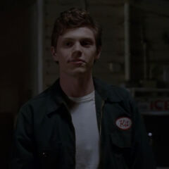 Evan Peters in the role of <a href=